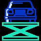 027-car lift